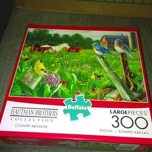 BUFFALO HAUTMAN BROTHER COLLECTION 300 LARGE PIECE